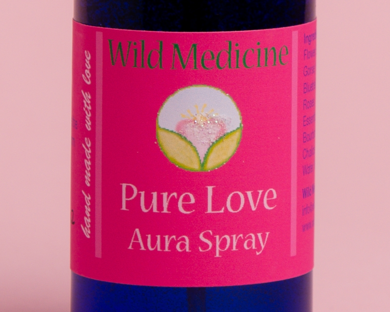 Pure Love Aura Spray -