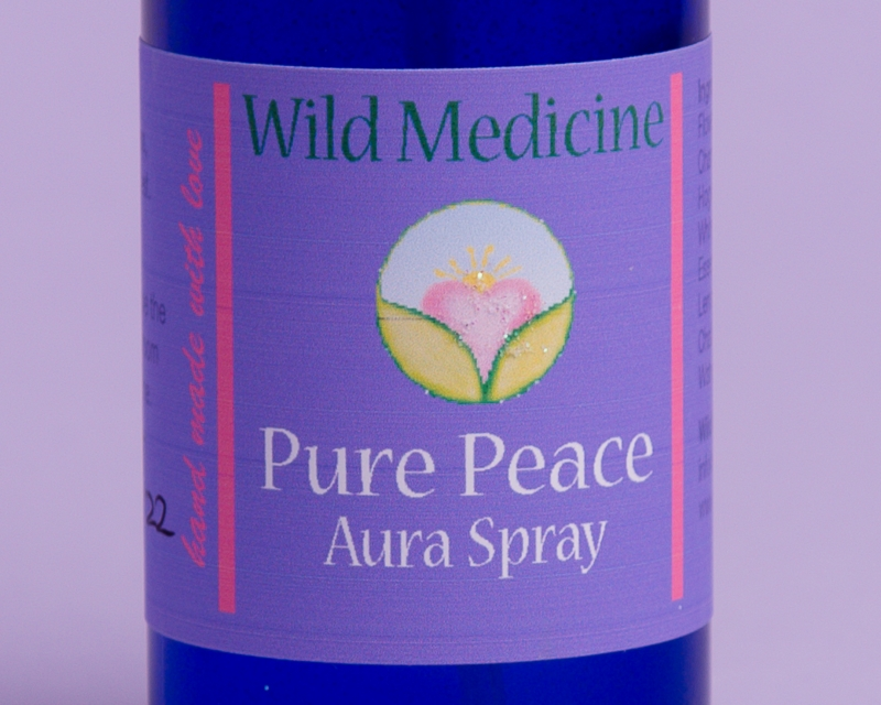 Pure Peace Aura Spray -
